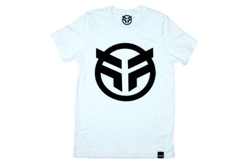 Federal Logo T-Shirt - White Kids 4 -7 yrs